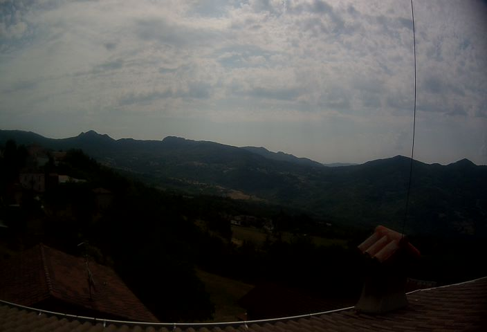Webcam da Barsi di Groppallo